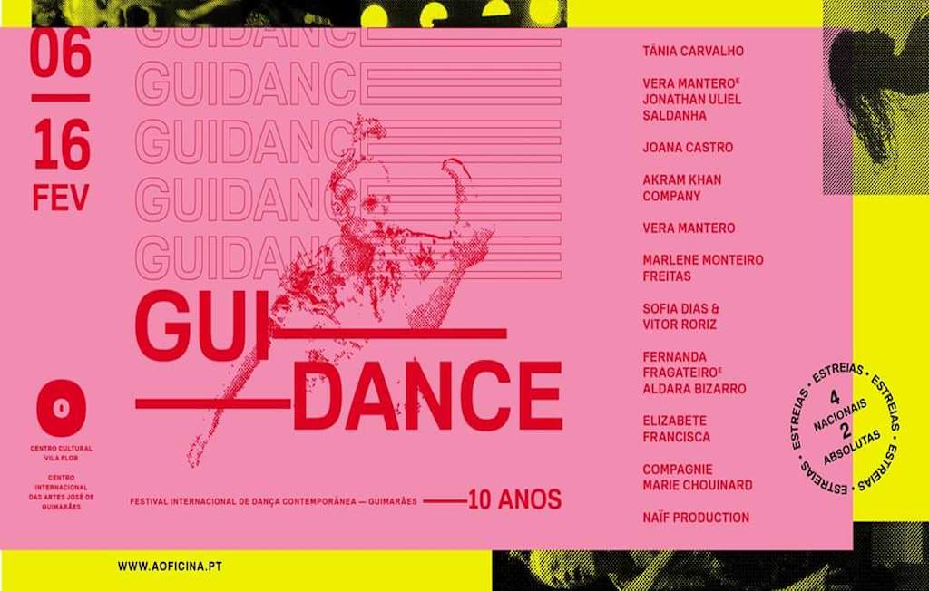 GUIdance- Festival Internacional de Dança Contemporânea